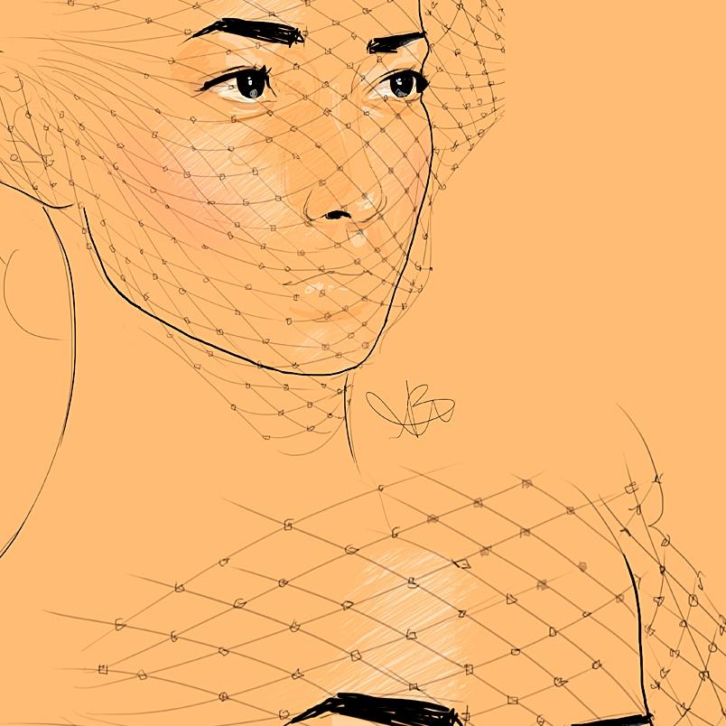 Dessin illustration wacom Anaïs Ali