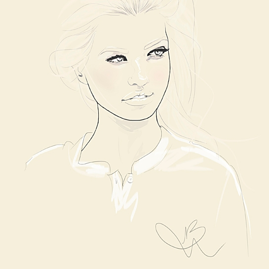 Dessin illustration Daphné groeneveld